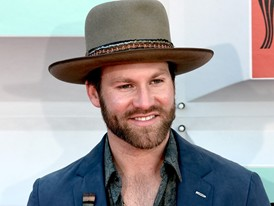 Drake White Walks the Red Carpet at the ACM's in Las Vegas