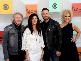 Little Big Town Comes to the Big Town of Las Vegas for the ACM Awards