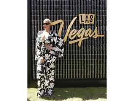 Amber Rose at the #WHHSH Las Vegas Party in Palm Springs