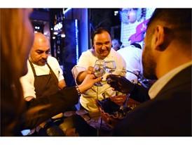 Vegas Uncork'd: Mescal toast