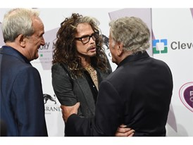 Steven Tyler and Tony Bennett