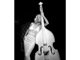 Mamie Van Doren at the Riviera