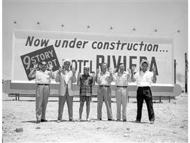Riviera ground breaking