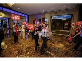 Las Vegas rallies support for meetings industry during MPI WEC 2016.