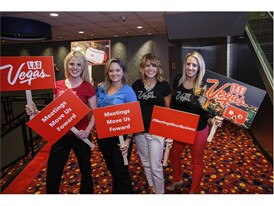 Las Vegas rallies support for the meetings industry during MPI WEC 2016.