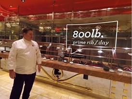 VR Tour of The Buffet at Wynn Las Vegas