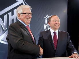 It's official! Las Vegas Scores NHL Expansion Team