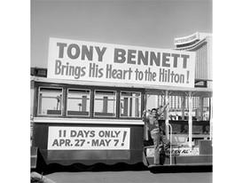 Tony Bennett at the Hilton