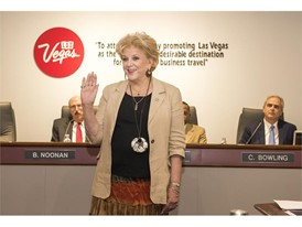 Las Vegas Mayor Named to LVCVA Board of Directors