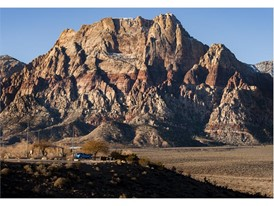 Red Rock National Conservation Area overlook