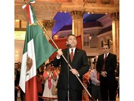 Mexican Consul Alejandro Madrigal