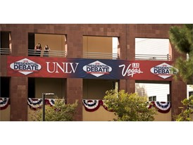 UNLV prepares for the Presidential Debate