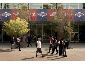 UNLV prepares for the Presidential Debate