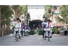 Bike Share in Downtown Las Vegas