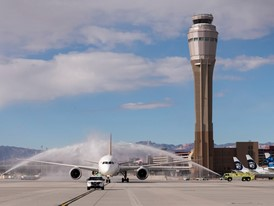 Las Vegas Welcomes Hainan Airlines and the First Nonstop Flight From China