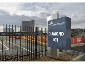 The Diamond Lot at the Las Vegas Convention Center