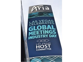Aria celebrates Global Meetings Industry Day