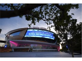 T-Mobile Arena celebrates Global Meetings Industry Day