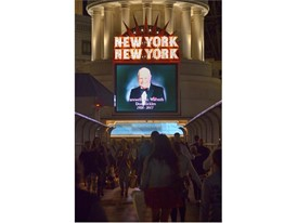 Don Rickles Marquee Tribute - New York-New York