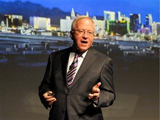 Las Vegas Welcomes Top Airline Executives To 2015 Boyd Group International Aviation Forecast Summit