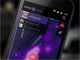 "Las Vegas Introduces Engaging Mobile App ""WhereToVegas"" to Highlight Trendy Locations for Travelers"