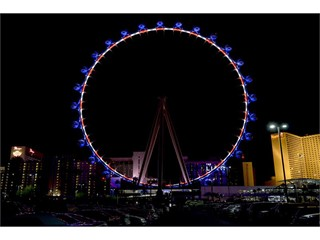The High Roller salutes the presidential debate