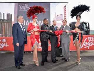 The Las Vegas Convention Center District Moves Forward with Unveiling of New Diamond Lot