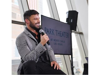 Ricky Martin brings new residency to The Park Theater