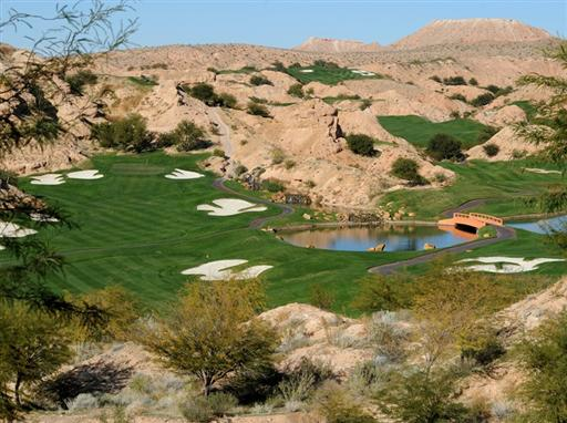 Laughlin, golf