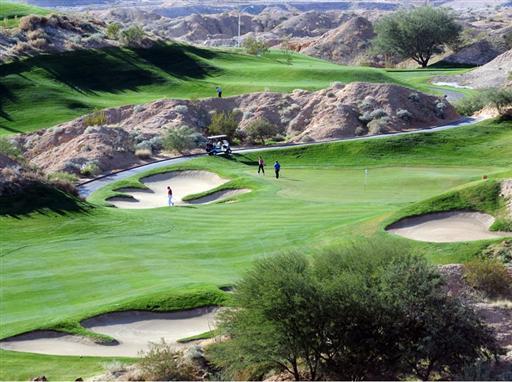 Wolf Creek Golf Resort