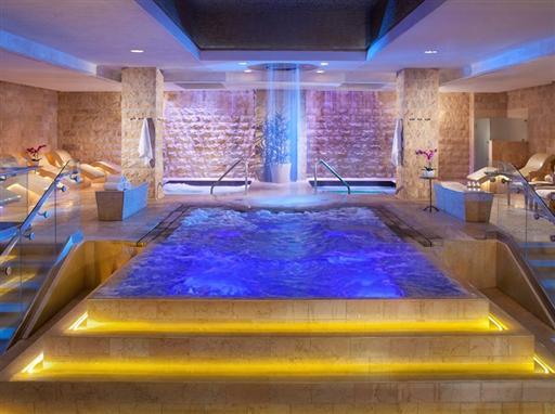 Roman Baths at Qua inside Caesars Palace