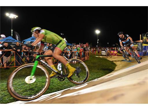 CrossVegas Elite Men's Division Race