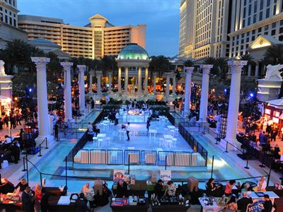 Vegas Uncork'd by Bon Appetit Features the World's Finest Epicurean Talent and Cuisine