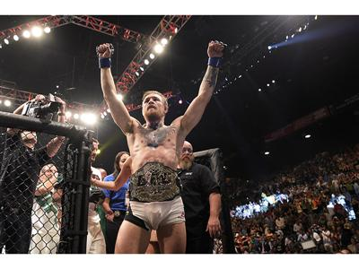 UFC Week in Las Vegas: McGregor Defeats Mendes Via TKO in Round 2
