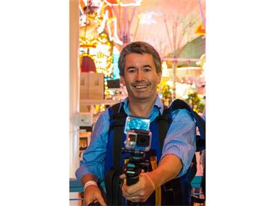 Las Vegas Redo: Irish 'GoPro Dad' Invited for Second Chance to Film Vegas Vacation