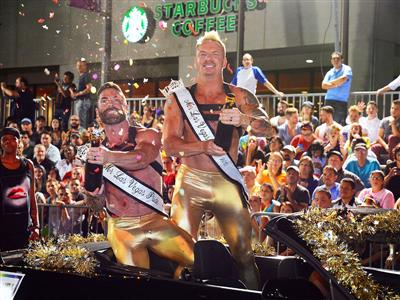 LGBT Travelers Can Revel in 2016 Lineup of Fabulous Las Vegas Events