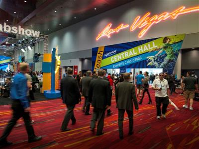 NAB Show Brings More Than 100K Attendees to Las Vegas
