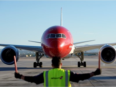 Norwegian's Nonstop Service to Las Vegas from London and Oslo Takes Off