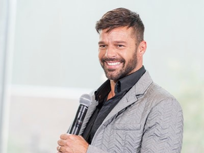 Ricky Martin Newest Resident Headliner on Las Vegas Strip