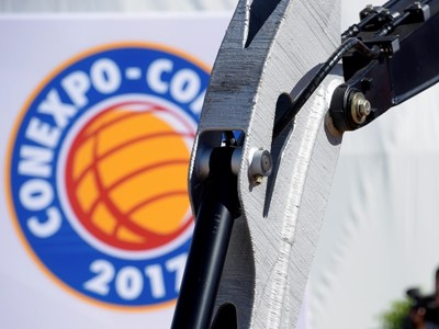 ConExpo-Con/Agg Delivers 129,000 Attendees to Las Vegas