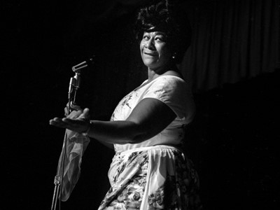 Happy 100th Birthday, Ella Fitzgerald