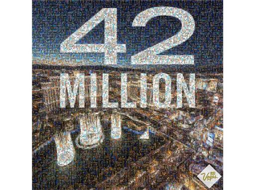Las Vegas Breaks Tourism Record