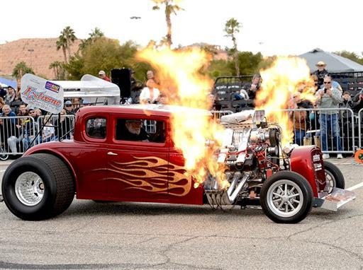 Extreme Automotive Flames