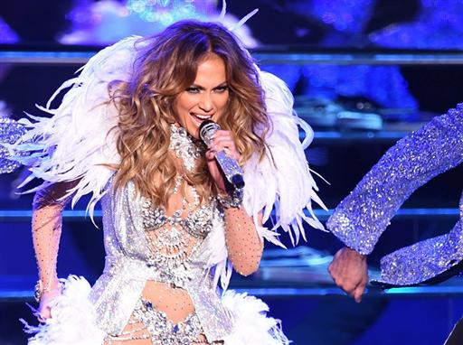 Jennifer Lopez: All I Have debut