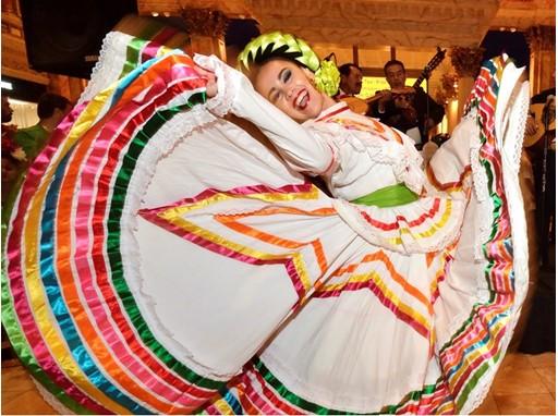 Lupita Wence celebrates El Grito