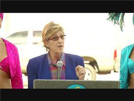 Clark County, Nevada Unveils Sammy Davis, Jr. Drive