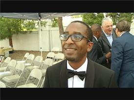 Sammy Davis, Jr. Honored in Las Vegas with a Street in His Name