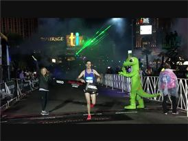Andrew Lemoncello Wins Rock 'n' Roll Las Vegas Marathon