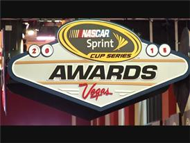 Sights and Sounds from the NASCAR Championship Week Red Carpet in Las Vegas