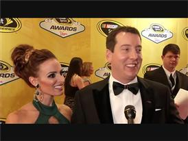 Las Vegas Native Kyle Busch Conquers NASCAR with the Sprint Cup Championship